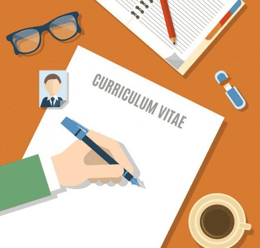 Le CV de l'apprenti
