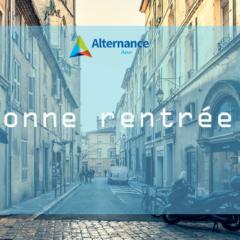 Alternance Azur Gap Nice Aix en Provence inscriptions rentrée 2019-2020 BTS