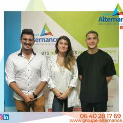 Groupe Alternance Avignon notre équipe conseillers en formation